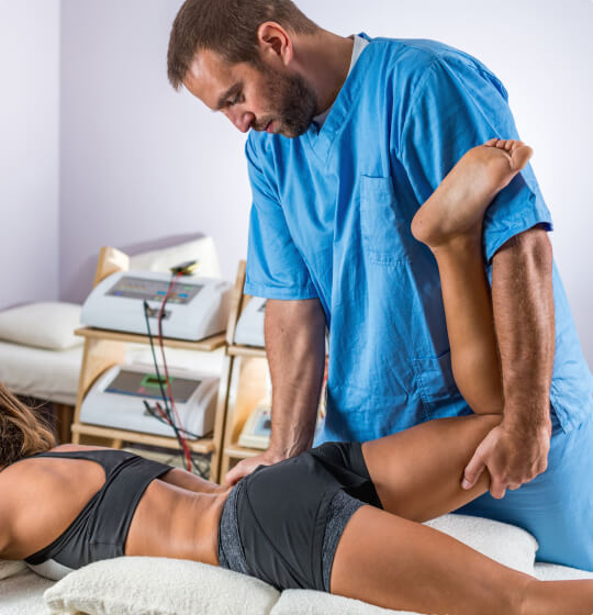 Injury recovery and discovery